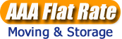 AAA Flat Rate Moving and Storage